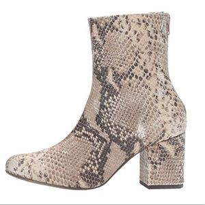 Only worn once - Free People Cecile Ankle Boot